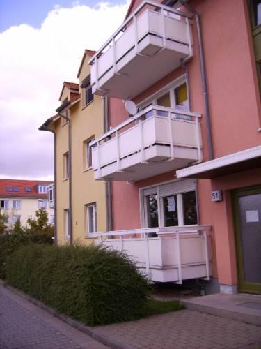 Balkonfront