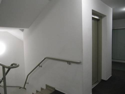 Hausflur mit Lift